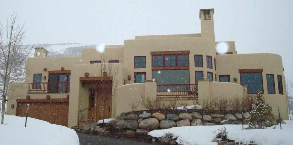 Southwestern style vail valley for Southwestern style homes